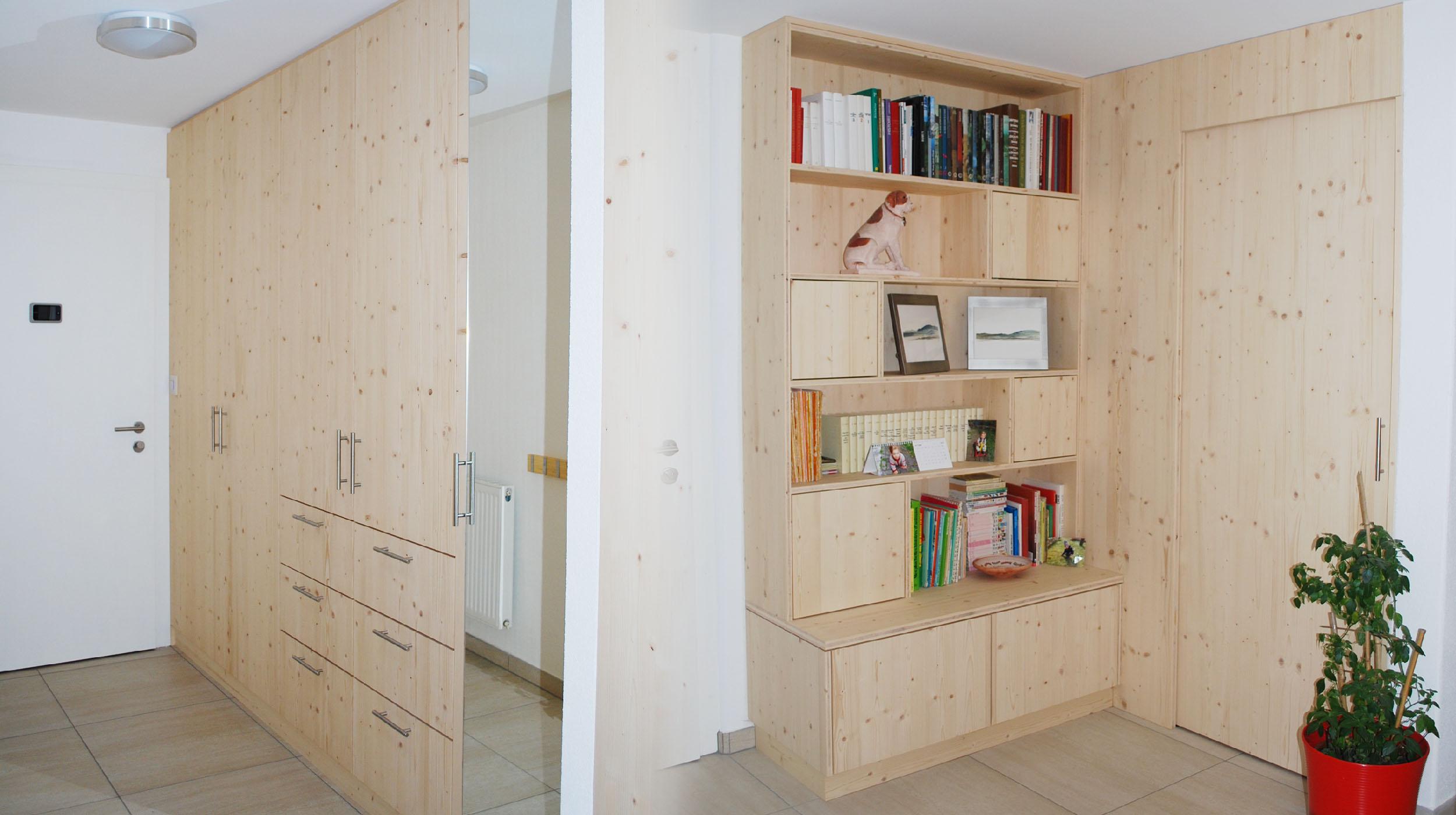 Menuiserie armoires